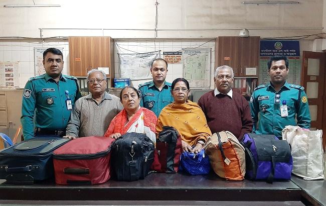 ভারতীয় নাগরিকের চুরি যাওয়া মালামাল উদ্ধার: গ্রেফতার এক