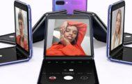 আকর্ষণীয় লুকে সামনে এল ফোল্ডেবল স্মার্টফোন Samsung Galaxy Z Flip