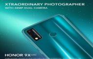 দুর্দান্ত ক্যামেরাসহ শীঘ্রই আসছে Honor 9X Lite