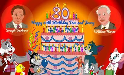 শুভ জন্মদিন টম এন্ড জেরি, পা দিলো ৮০ বছরে!