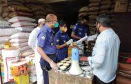 অবৈধ মজুদ ও দ্রব্যমূল্য নিয়ন্ত্রণে বাংলাদেশ পুলিশ