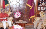 করোনা সংক্রমণ পরিস্থিতিতে পুলিশ সদস্যদের ভূমিকার প্রশংসা করলেন রাষ্ট্রপতি
