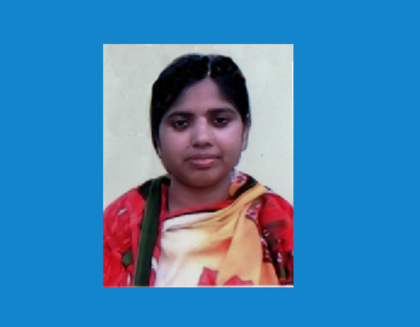 তেজগাঁও শিল্পাঞ্চল এলাকার নিখোঁজ নারীর সন্ধান চাই