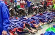 মায়ানমারে পাথরের খনি ধসে ১১৩ জনের মৃত্যু