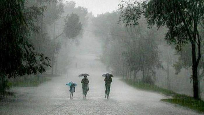 আবহাওয়ার পূর্বাভাস : দেশের ১০ অঞ্চলে ঝড়বৃষ্টির সম্ভাবনা