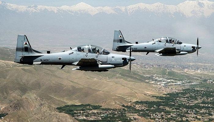 আফগানিস্তানের কুন্দুজ প্রদেশে বিমান হামলায় ৪০ তালেবান নিহত