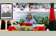 বৈশ্বিক চ্যালেঞ্জ মোকাবেলায় 'বাস্তবসম্মত রোডম্যাপ' তৈরিতে জাতিসংঘের প্রতি আহ্বান প্রধানমন্ত্রীর