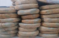 উত্তরায় ১০০ কেজি গাঁজাসহ দুই মাদক ব্যবসায়ী গ্রেপ্তার