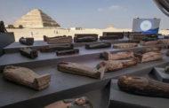 মিশরে ২৫০০ বছর পুরনো ১০০ কফিন উদ্ধার
