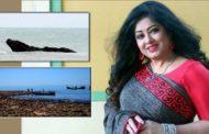 অভিনেত্রী 'মৌসুমী'র নামে সেন্ট মার্টিনে 'মৌসুমী পাথর'