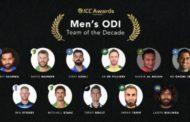 আইসিসির দশক সেরা ওয়ানডে ক্রিকেট দলে সাকিব আল হাসান