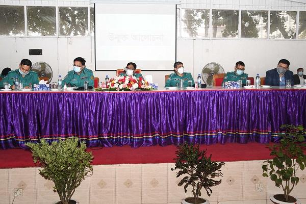 মিরপুর পিওএম-এ বিশেষ কল্যান সভা অনুষ্ঠিত