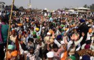 ভারতে প্রতিনিয়ত জোরালো হচ্ছে কৃষক আন্দোলন