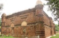 ঘুরে আসুন রাজশাহীর ঐতিহ্যবাহী বাঘা মসজিদ