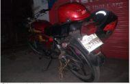 রাজধানীতে চোরাই মোটরসাইকেল উদ্ধারঃ গ্রেফতার ১