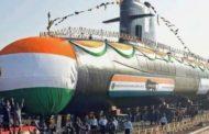 সামরিক শক্তি বাড়াতে ভারতীয় নৌবাহিনীতে যুক্ত হলো অত্যাধুনিক সাবমেরিন