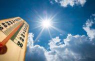 আবহাওয়ার পূর্বাভাসঃ দিনের সর্বোচ্চ তাপমাত্রা ৩৯.৩