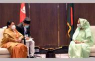 শেখ হাসিনা বিশ্বের দারুণ এক অনুপ্রেরণাদায়ী নেতা : নেপালের প্রেসিডেন্ট