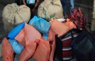 রাজধানীতে ৭০ কেজি গাঁজাসহ দুই মাদক ব্যবসায়ী গ্রেফতার