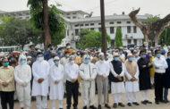 প্রিয় কর্মস্থল সুপ্রিমকোর্টে আবদুল মতিন খসরুর নামাজে জানাজা অনুষ্ঠিত