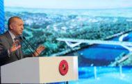 কৃষ্ণসাগরে নতুন খাল খনন প্রকল্প উদ্বোধন এরদোয়ানের
