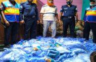 নৌ পুলিশের অভিযানে ১ কোটি ৮০ লাখ মিটার কারেন্ট জাল জব্দ