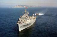 মার্কিন 'যুদ্ধজাহাজ' তাড়িয়ে দিল চীন