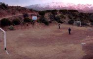 মেসির নামে আন্দিজ পর্বতমালায় গড়ে উঠল স্টেডিয়াম