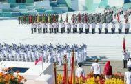 ৫৬তম স্বাধীনতা দিবস উদযাপন করল সিঙ্গাপুর