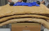 ৪ হাজার ৮০০ পিস ইয়াবা ও ১২ কেজি গাঁজাসহ দুই মাদক ব্যবসায়ীকে গ্রেফতার করেছে গোয়েন্দা পুলিশ