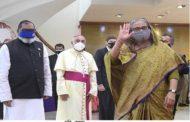 প্রধানমন্ত্রী জাতিসংঘের ৭৬ তম অধিবেশনে যোগ দিতে ঢাকা ত্যাগ করেছেন