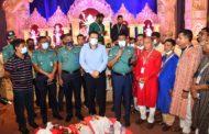 'শান্তিপূর্ণ ও সুশৃঙ্খল পরিবেশে ঢাকা মহানগরীতে শারদোৎসব উদযাপন হচ্ছে' – ডিএমপি কমিশনার