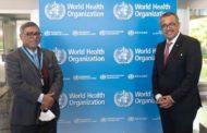 ৪০ ভাগ মানুষের জন্য ভ্যাকসিন পাঠাবে WHO: স্বাস্থ্যমন্ত্রী